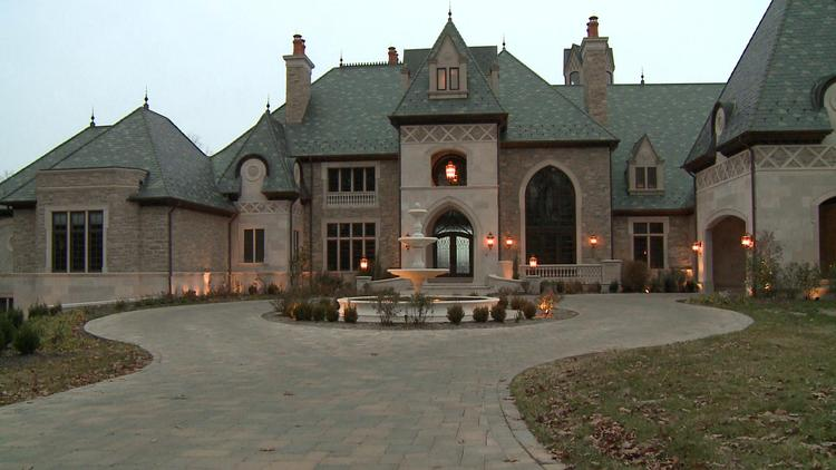 Luxury Real Estate Charlotte Lake Norman Mansions